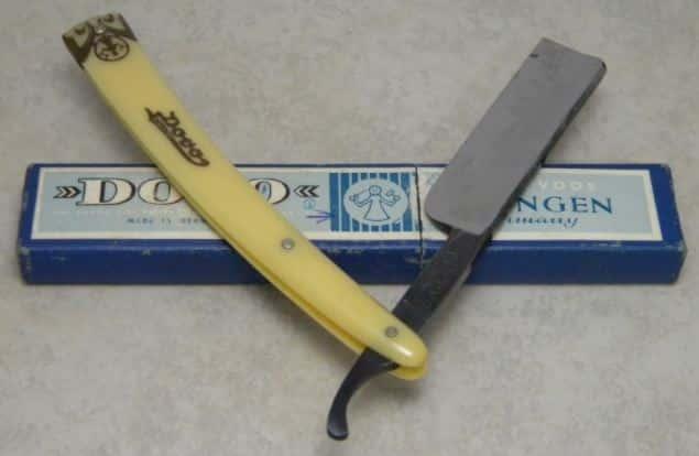 vintage dovo safety razor